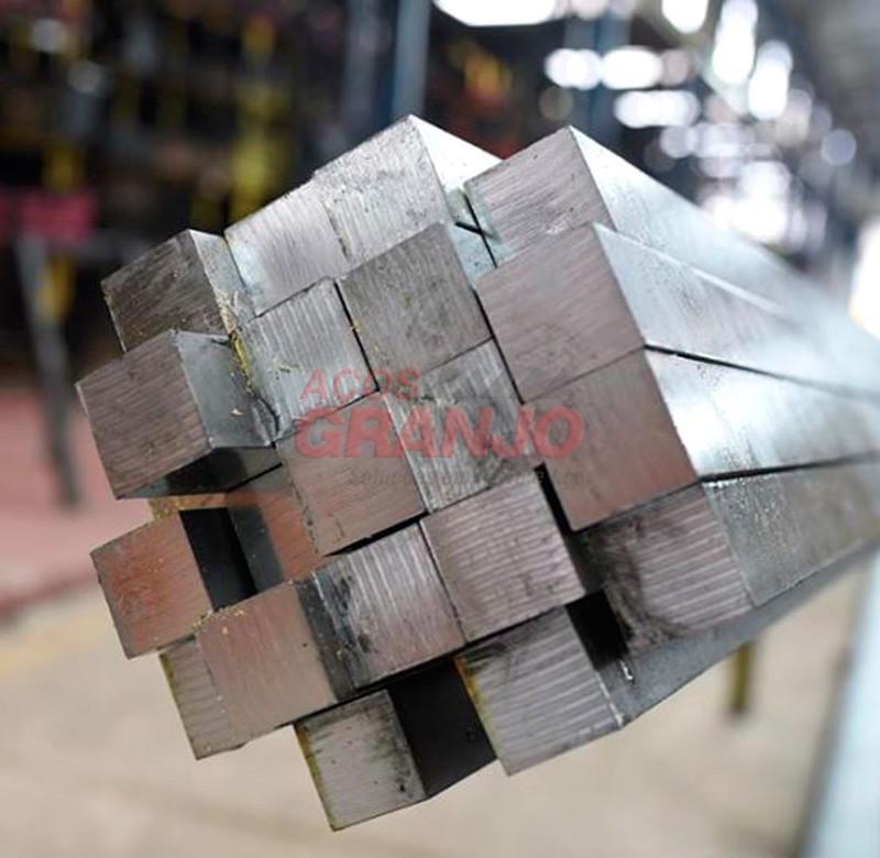 Ferro quadrado preço