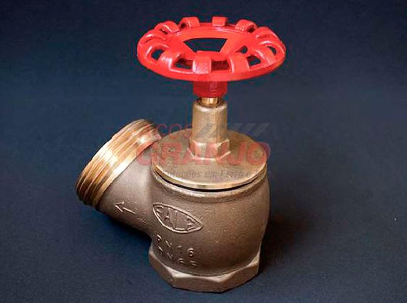 Válvula para hidrante industrial