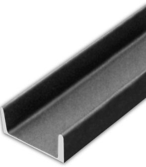 Vigas U - Abas Inclinadas