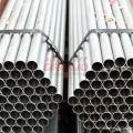 Tubo de ferro ranhurado