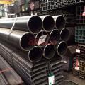 Tubo industrial com costura