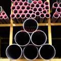Tubo redondo de ferro