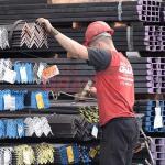 Cantoneira de aço galvanizado