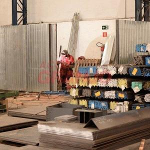 Cantoneiras de ferro galvanizado