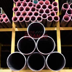 Tubo redondo de ferro preço